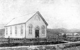 Paeroa Methodist Church, 1882